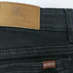 Men's Burberry London  Black  Jeans Size 30 x 32